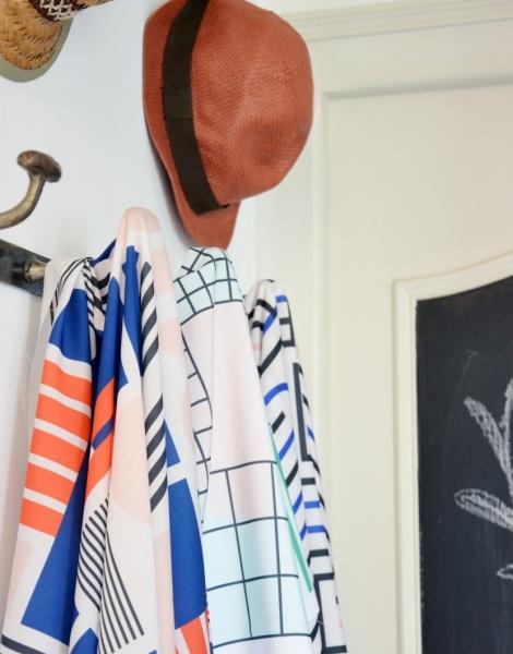 atelier shandor foulard
