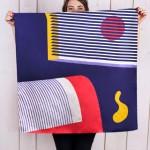 SHANDOR foulard twin peaks