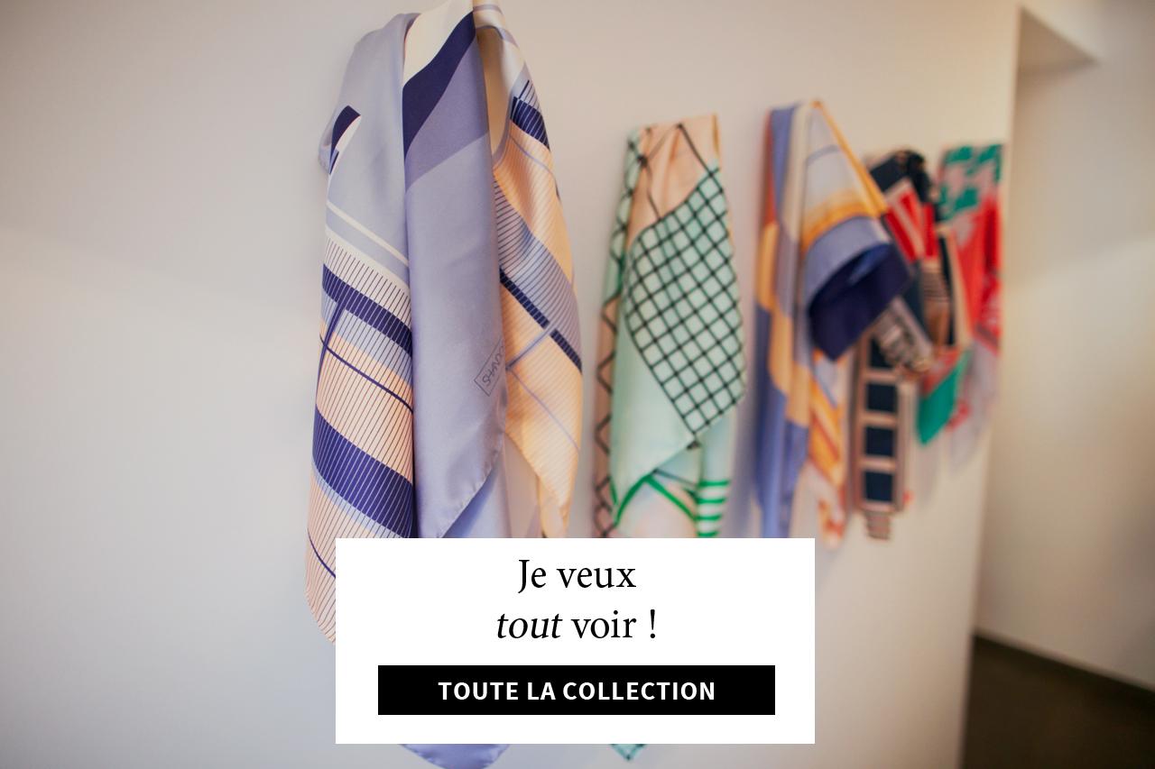 Shandor, foulards made in France, mode éthique et responsable