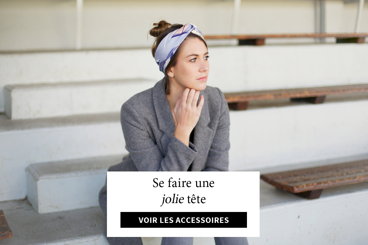 shandor foulard et headband made in france, mode ethique et responsable
