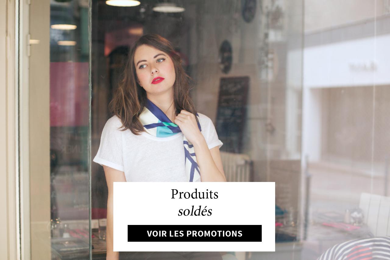Shandor foulards, mode éthique et responsable, made in France