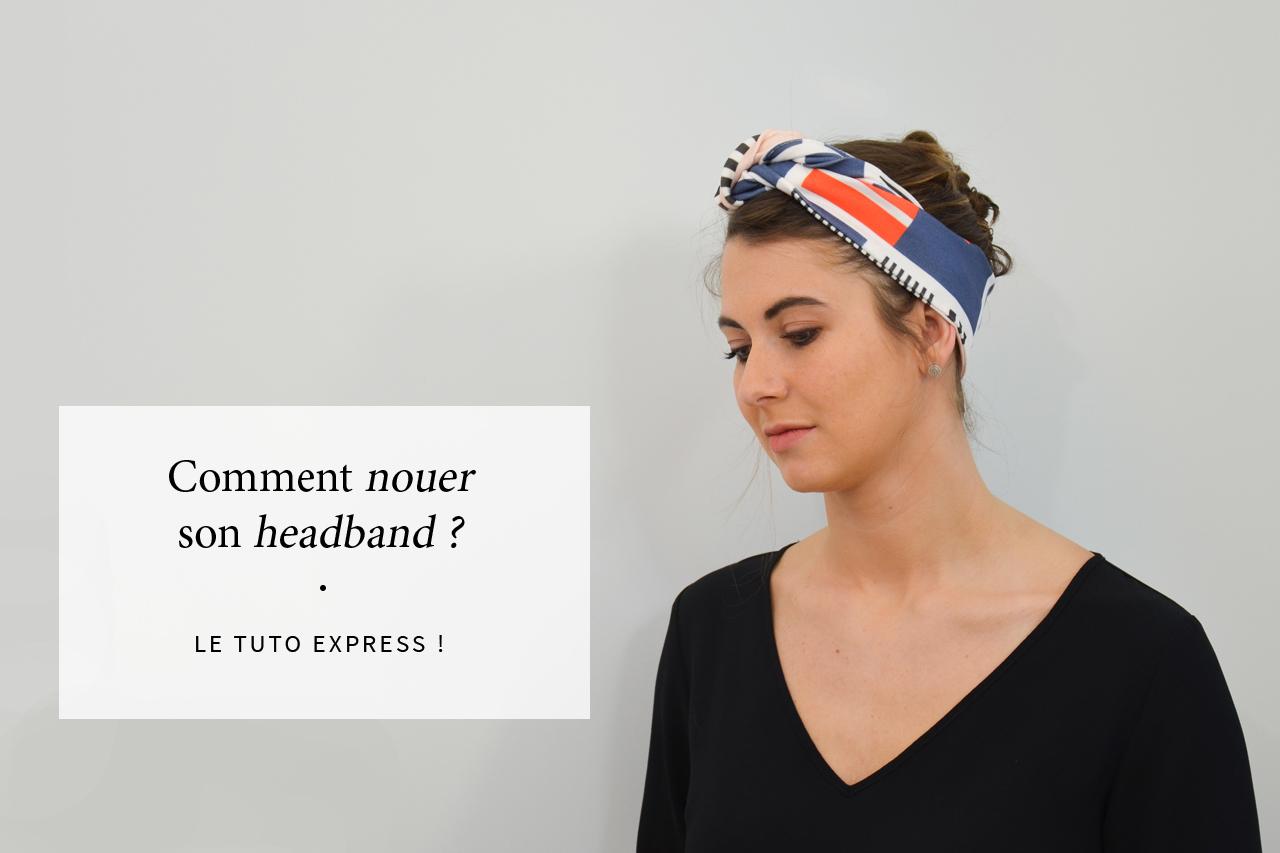 Tuto Headband shandor