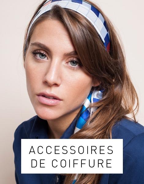 Les accessoires de tête