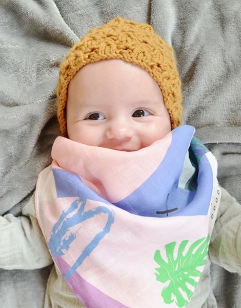 Lange bébé coton bio Shandor