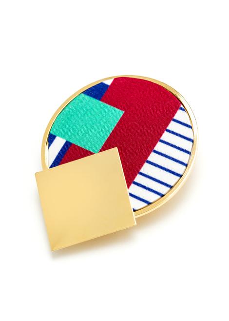 Broche pince à foulard shandor bijoux de Lu