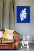Shandor Home housse de coussin en velours rectangle made in France