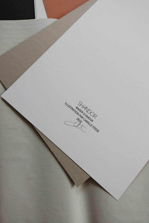 Shandor affiches éditions signées
