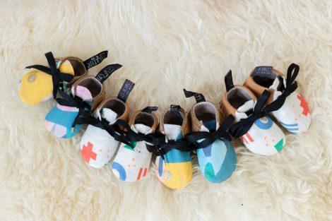 Shandor chaussures bébé coton bio les bonbecs fabuleux