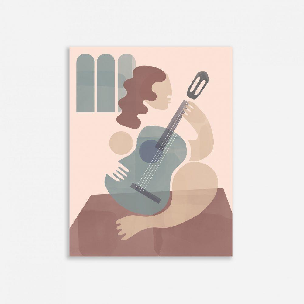 Affiche-la-guitariste-shandor