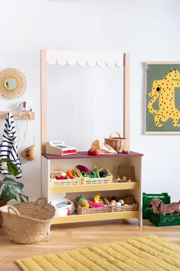 Studio ADC DIY marchande enfant tenture Shandor