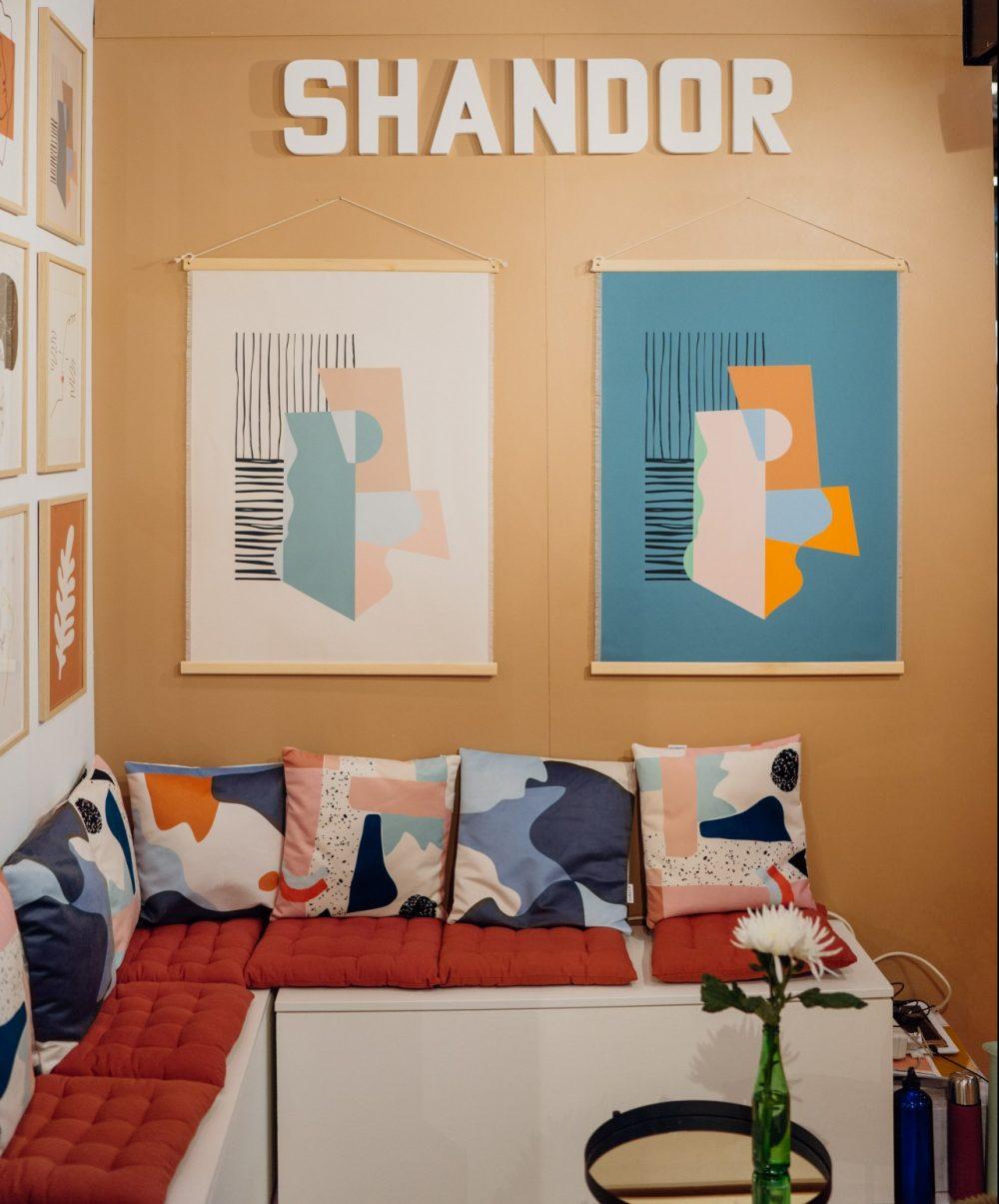 Shandor tentures prélude