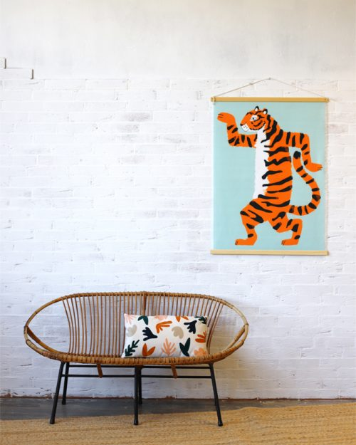 Shandor Tenture Aristide le tigre