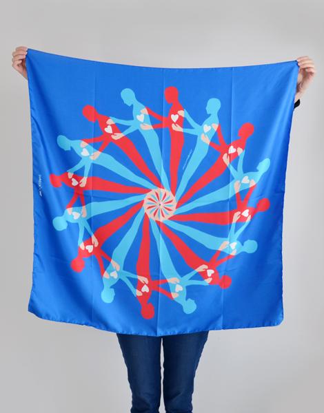 Shandor MSF foulard