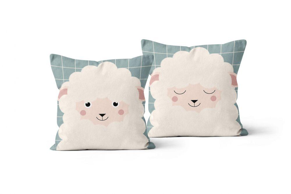 Shandor Coussin mouton Lily la Brebis