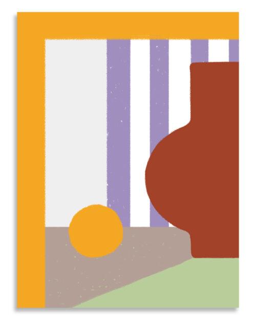 Affiche Pottery No.01
